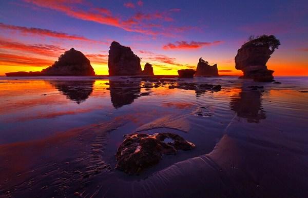 zealand sunrise sunset times
