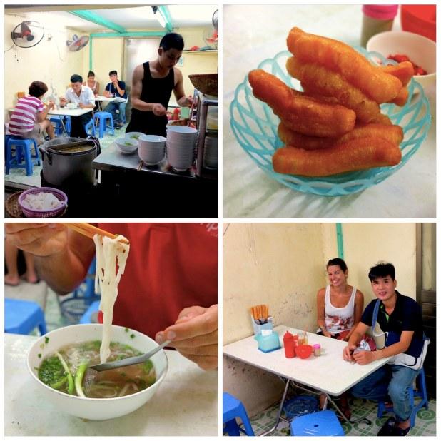 Pho tour comida Vietnam