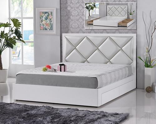 床架(床組=床底=下墊),木箱床底