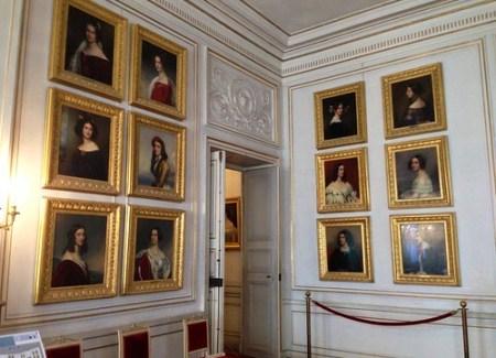 Galleria delle Bellezze - Castello di Nymphenburg