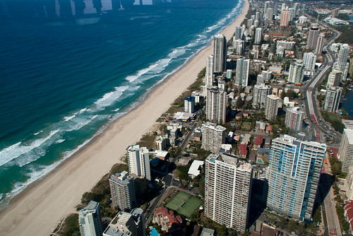Surf, Sand and Highrises