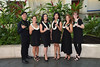 UH Manoa nursing master's of science graduates from fall 2016.
