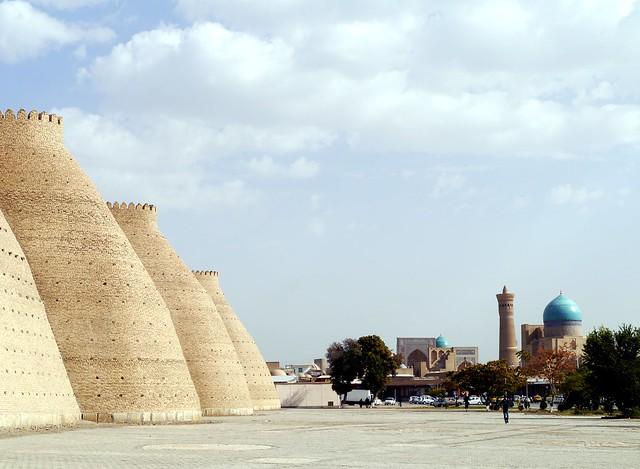 9) The Ark