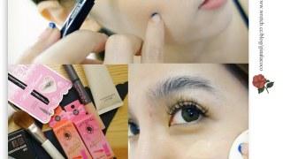 [彩妝] 無敵遮瑕Sunwoo Cosme BB陶瓷粉凝霜。與MISS HANA彩妝結合