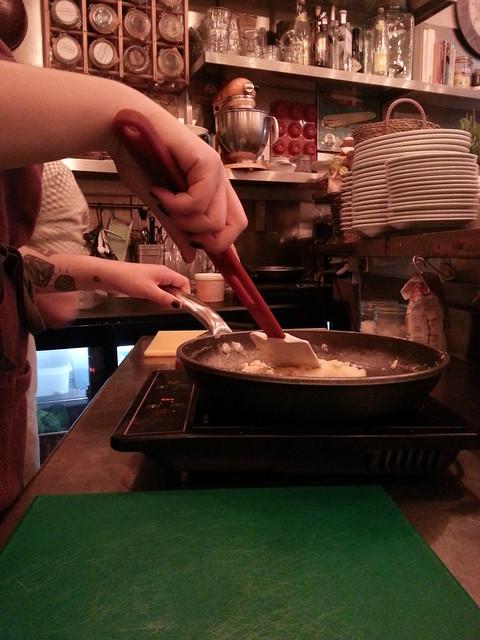 Cooking Class @Treize Bakery, Paris