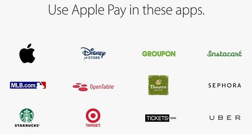 สามารถใช้ Apple Pay จ่ายเงินใน App ได้ด้วย