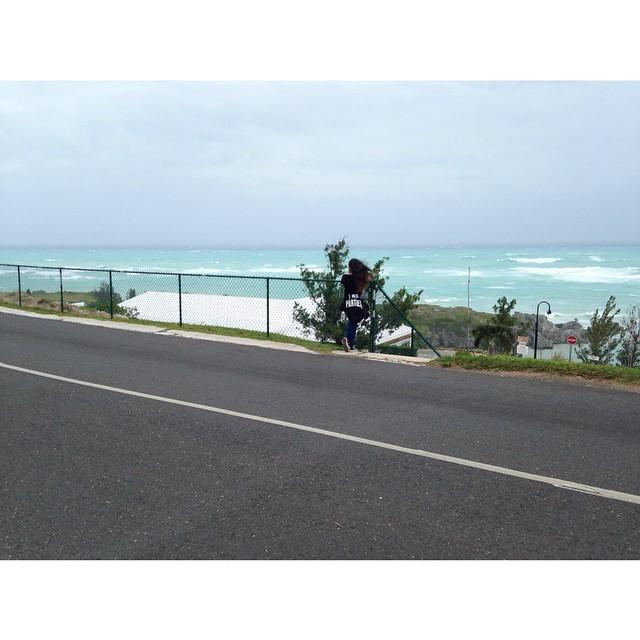 #latepost #HurricaneGonzalo #bermuda #bermudastrong #stormwatch