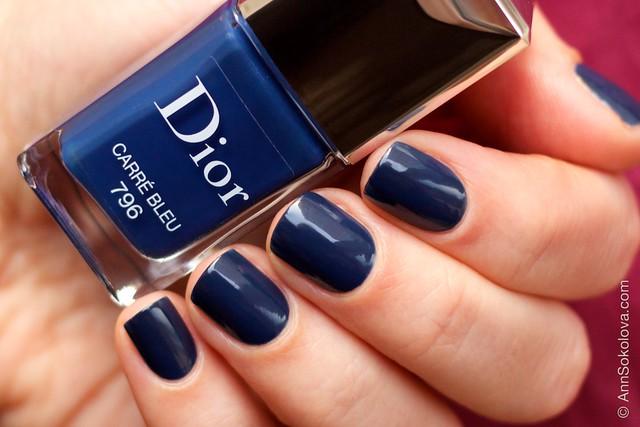 03 Dior #796 Carre Bleu