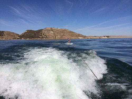 Wakeboarding and visiting the OC Night Market (3/6)