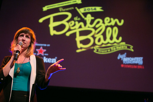 BYT hosts Bentzen Ball 2014 in Washington, DC.