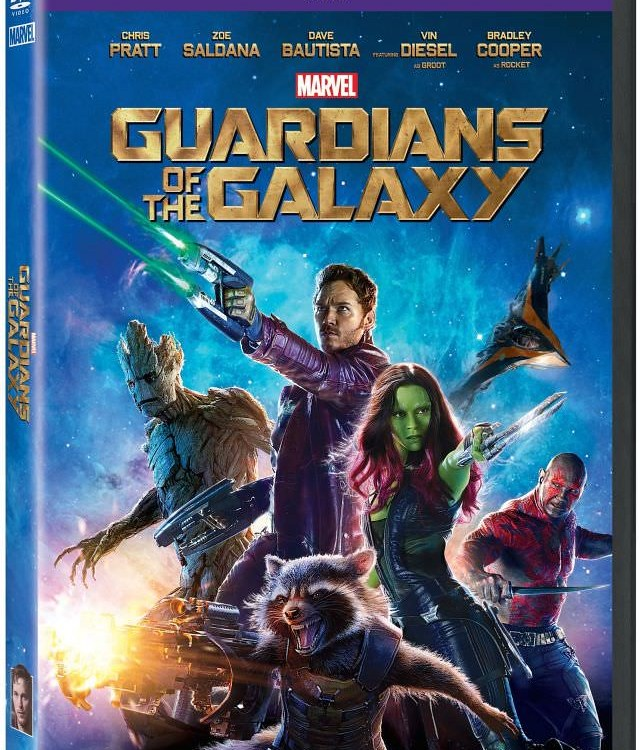 Guardians Of The Galaxy Blu-Ray & DVD Includes Exclusive Look At Avengers: Age Of Ultron 3