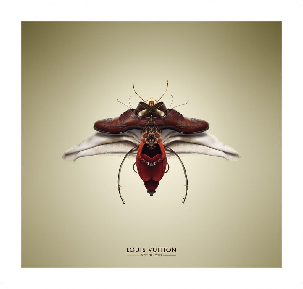Louis Vuitton Spring 2013 - Bugs 3