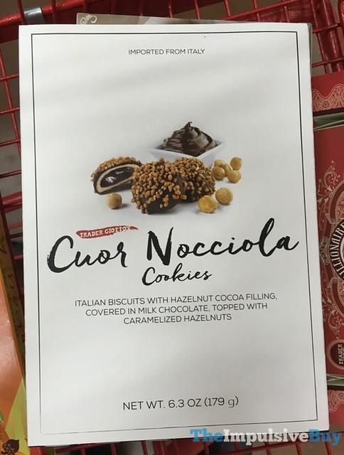 Trader Giotto's Cuor Nocciola Cookies