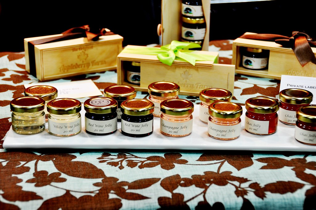 Fraser Valley Food Show 2014 Abbotsford Tradex Nomss