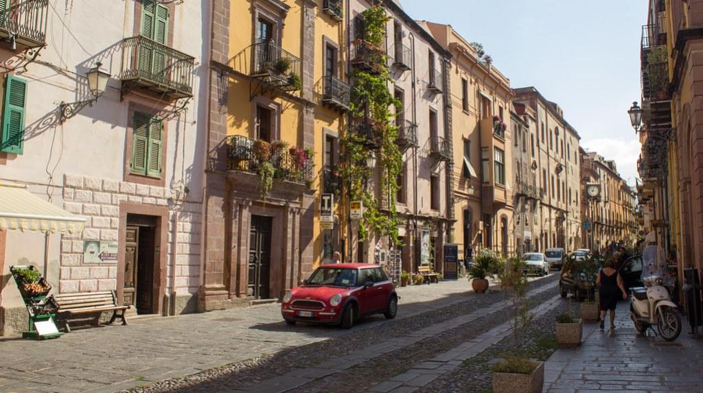 Bosa, Sardinia - Sept'14
