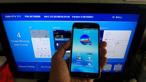 ใช้ App HL-Link ในการปรับแต่งตัว PTV 717