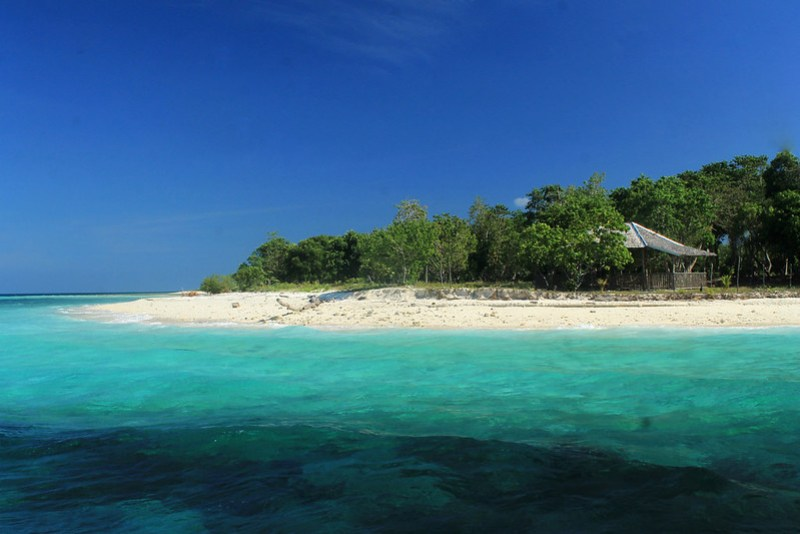 Teomabal Island, Maimbung, Sulu