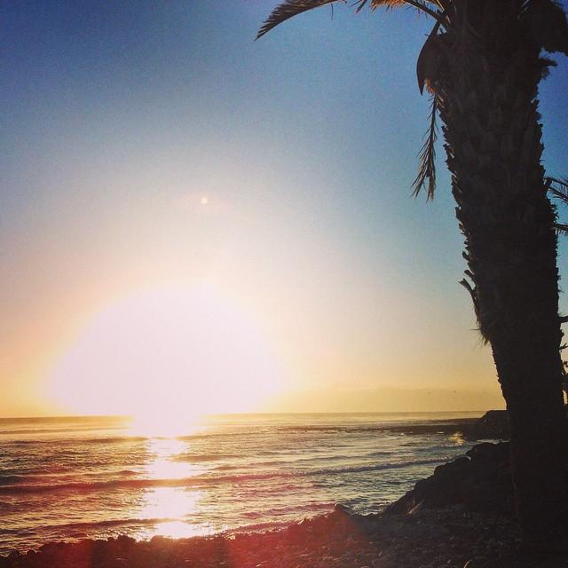 2 nights to sleep before sunset in Tenerife! 🌴#tenerife #tenerifesur #loscristianos #sunset #view #auringonlasku #igtravelthursday #igtt