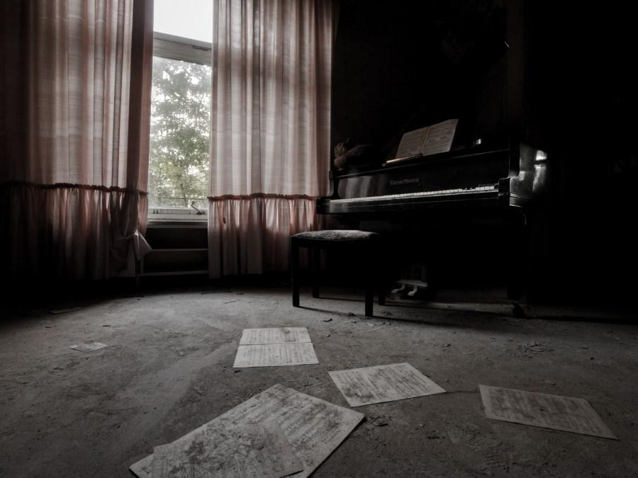 Dr Anna's House urbexlocatie, foto door Arjen Toet| Standort Hamburg