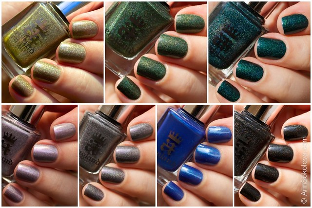 A England The Legend Collection Swatches Ann Sokolova