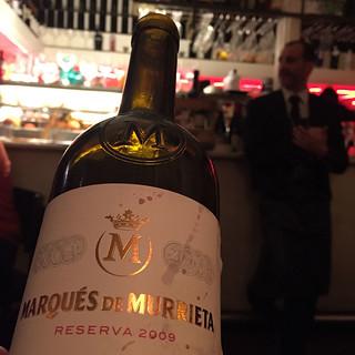 Marqués de Murrieta Reserva 2009