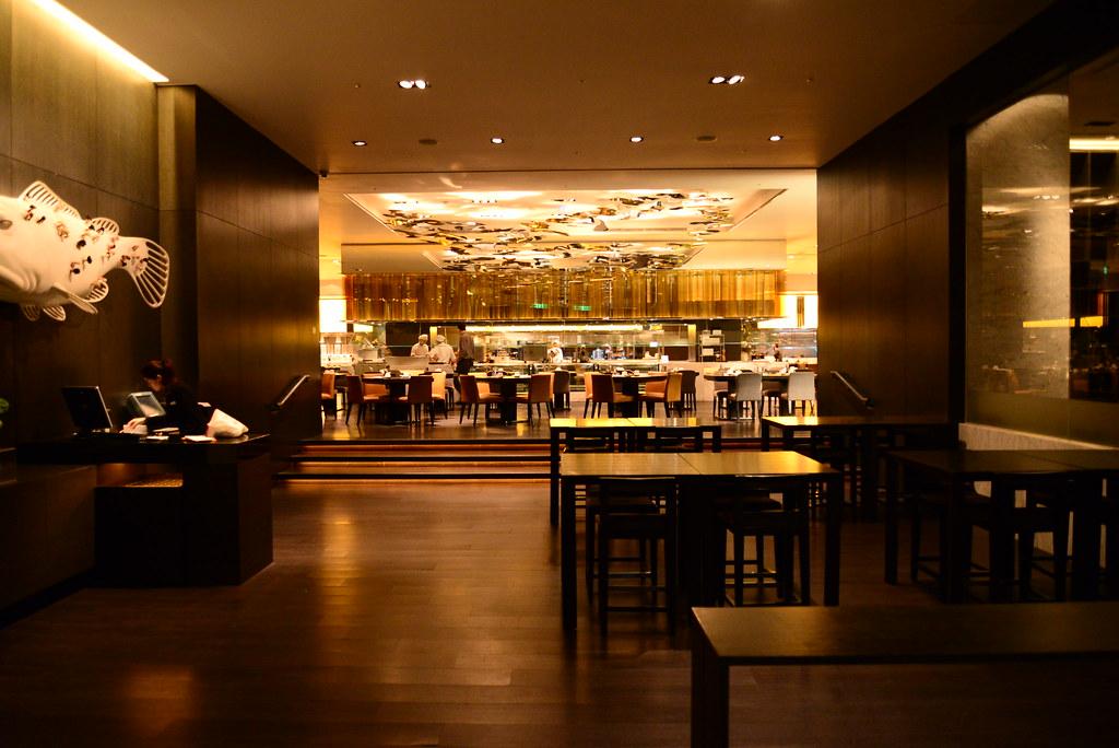 臺北寒舍艾美酒店探索廚房 buffet 精緻美味 - 隨裕而安