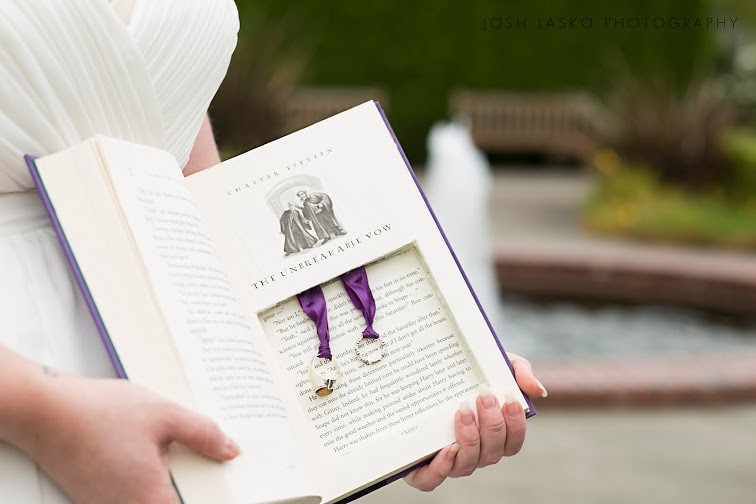 40 ways to make your Harry Potter weddings MAGIC