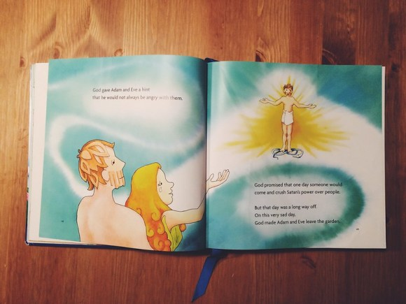 Read the Kids' Bible (10/22/14)