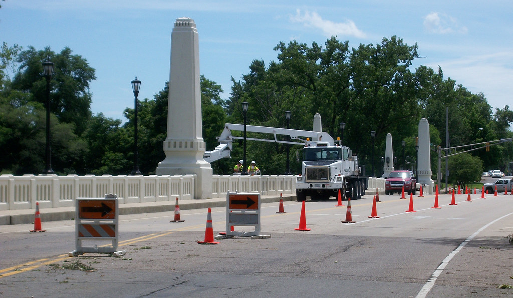 Twyckenham Bridge Construction