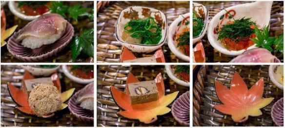 鯖寿司+エトセトラZOOM UP