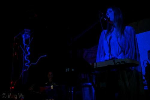 Lydia Ainsworth @ La Sala Rossa