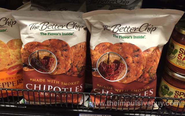 The Better Chip Chipotles and Sea Salt