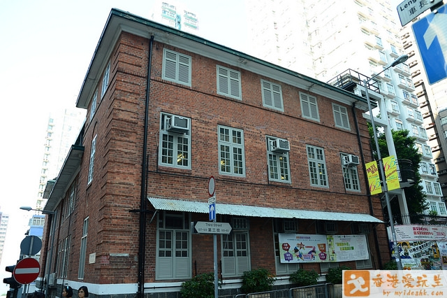 [西營盤站] 西區社區中心 (前身: 贊育醫院) | iPlayHK 香港愛玩生 | 地道香港旅遊好去處