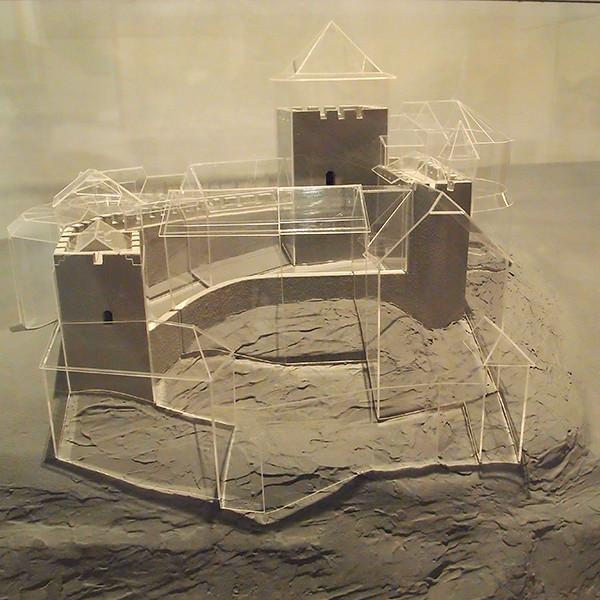 castle model sm
