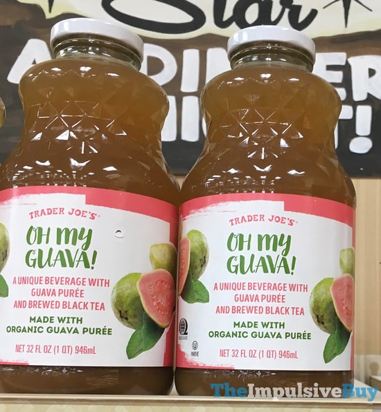 Trader Joe's Oh My Guava!