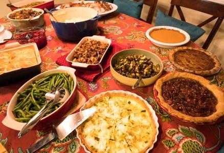 Thanksgiving Dinner-9