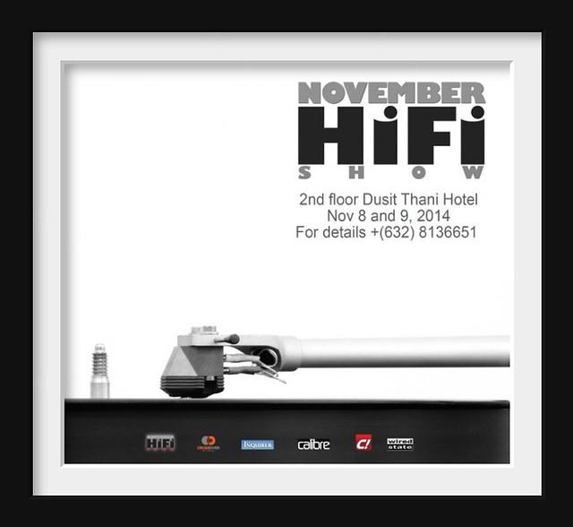 HiFi poster
