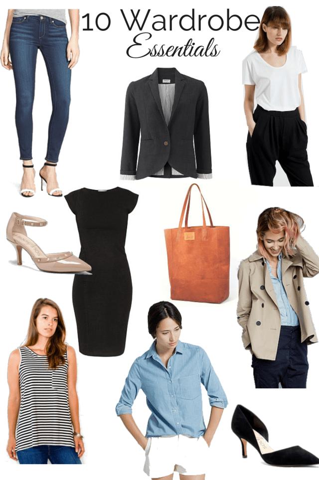 Timeless Wardrobe Essentials for Every Season