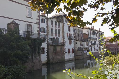 Curva del río, Elizondo