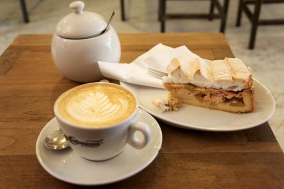 Cappuccino & Pie