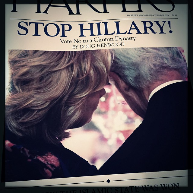 Stop Hillary by Doug Henwood