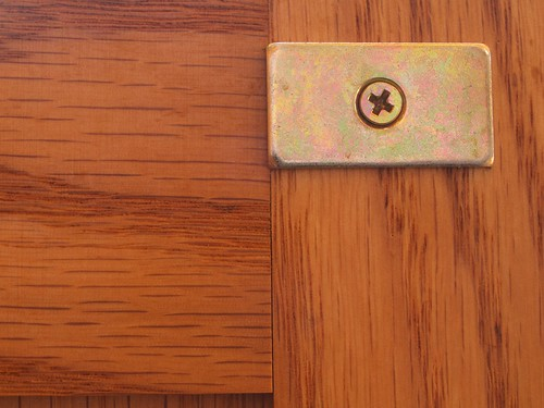 Magnetic Catch on Kitchen Cabinet Door