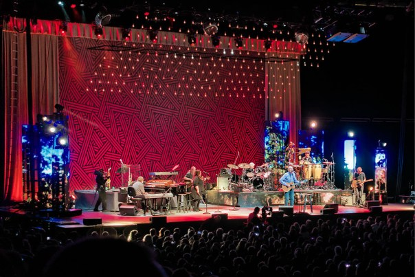 James Taylor and his All Star Band