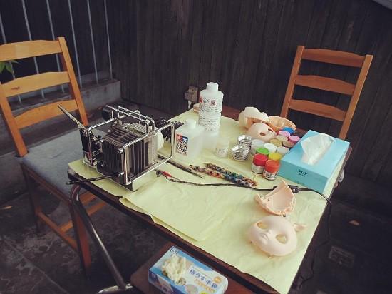 HANON satomi's custom workshop