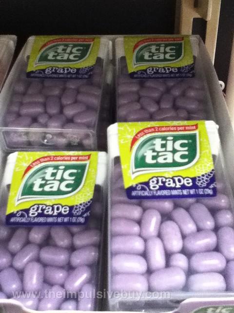 Tic Tac Grape