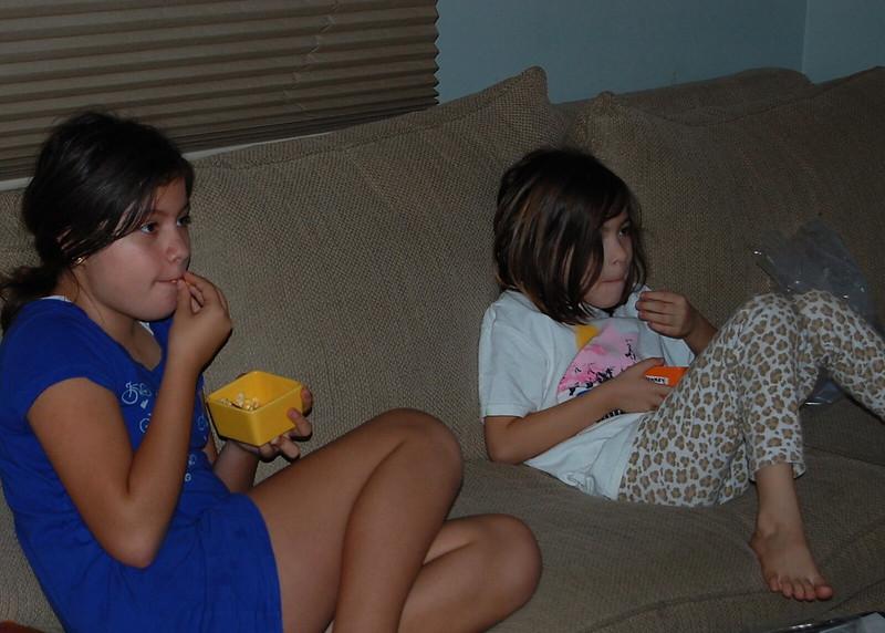 Watching Littlest Pet Shop DVD