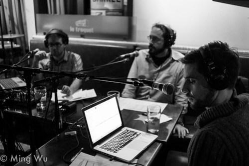 La Chasse CHUO FM @ Le Troquet