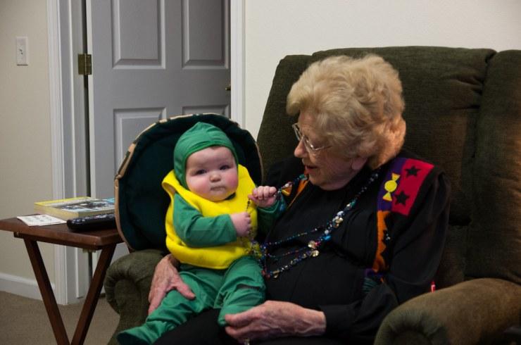 Mama and Ezra