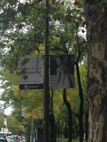 Hubert de Givenchy, Museo Thyssen-Bornemisza. Madrid
