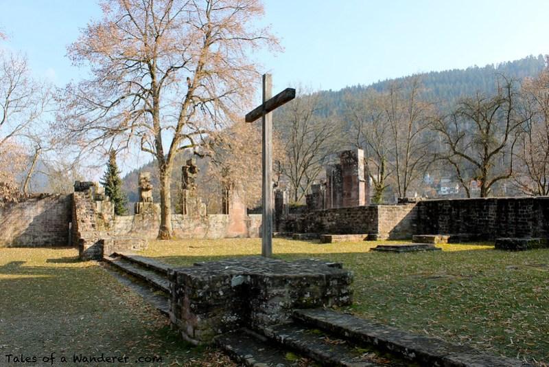 CALW - HIRSAU - Kloster Hirsau - Klosterkirche St. Peter und Paul